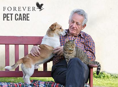 Aloe Cache Forever Living Pet Care