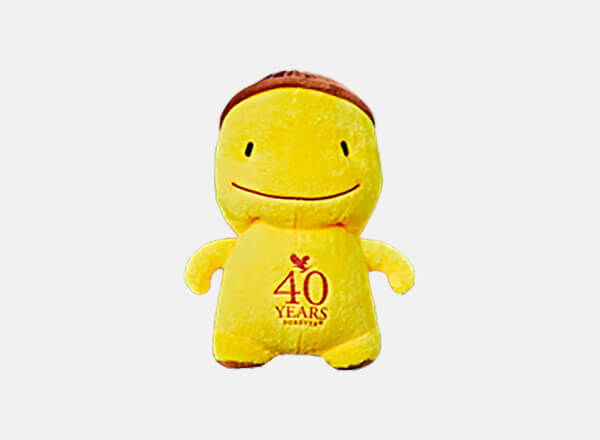 Forever 40th Anniversary Aloe Baby