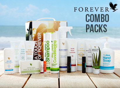 Forever Living Combo Packs Products