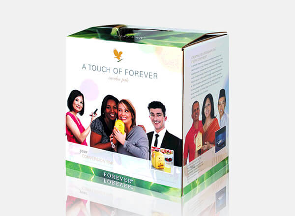 Forever Living Combo Packs Touch Of Forever Spanish