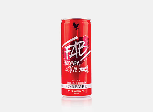 Forever Living Drinks Fab Forever Active Boost Energy Drink