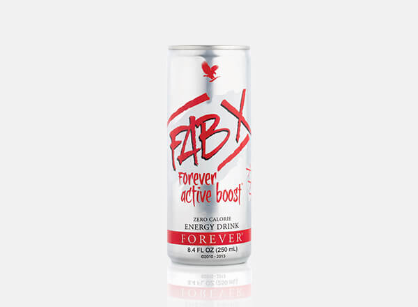 Forever Living Drinks Fab X Forever Active Boost