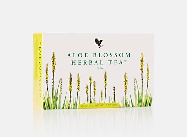 Forever Living Drinks Forever Aloe Blossom Herbal Tea