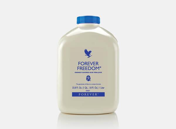 Forever Living Drinks Forever freedom