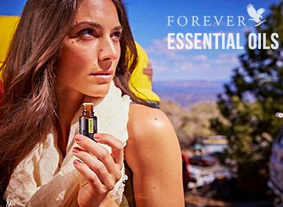 Forever Living Essential Oils