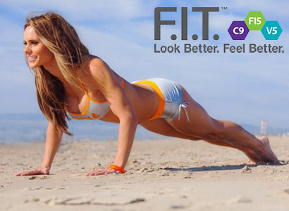 Forever Living Fit Products