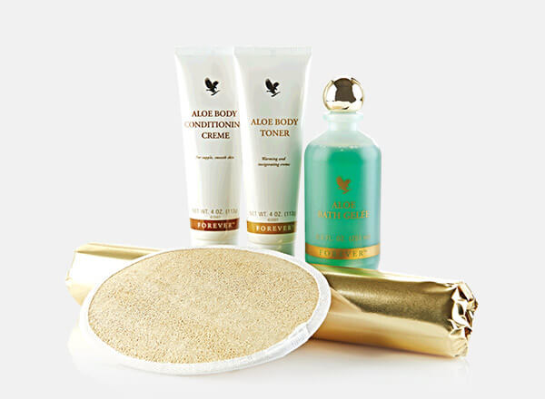 Forever Living Forever Aloe Body Toning Kit