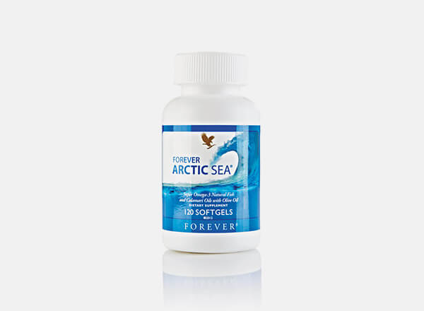 Forever Living Nutrition Forever Arctic Sea