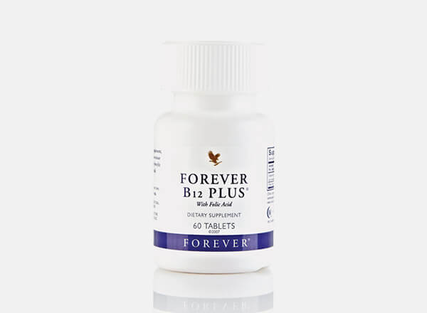 Forever Living Nutrition Forever B12 Plus