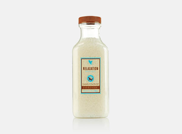 Forever Living Personal Care Forever Recovering Bath Salts