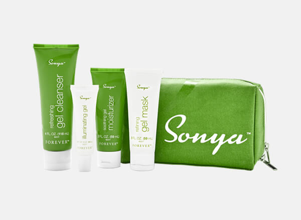 Forever Sonya Daily Skincare Solution - Aloe Cache