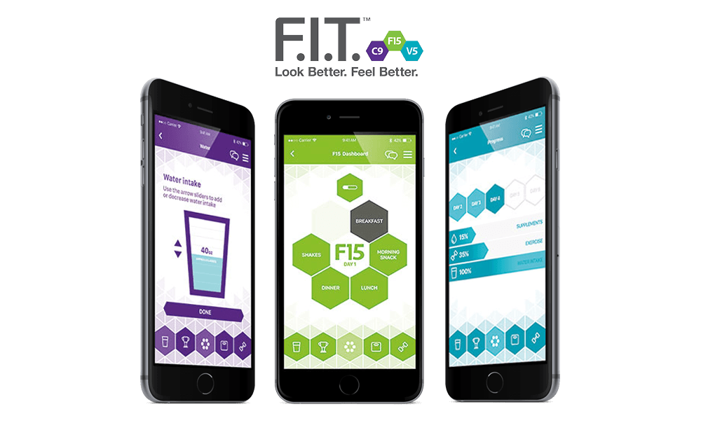 Download the Forever F.I.T. App