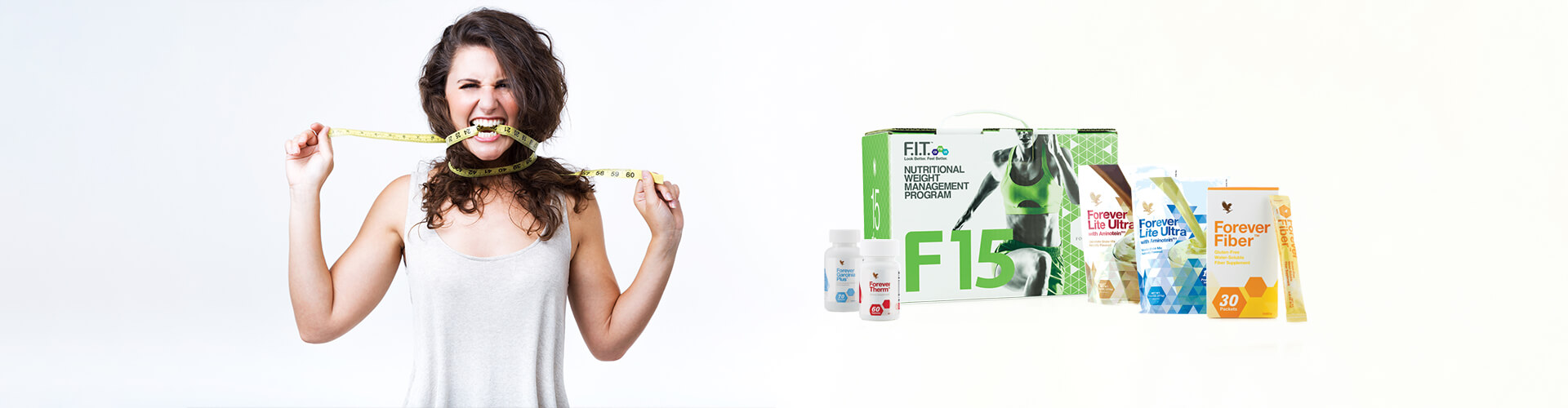 Forever Living F15 - Weight Management - Aloe Cache