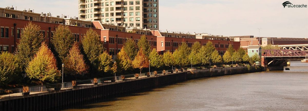 Forever Living Products in Fulton River District, Chicago