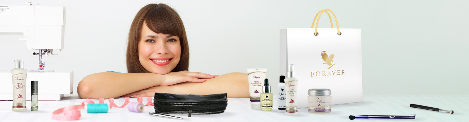 Forever Living Sonya Accessories - Aloe Cache