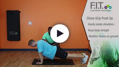 FIT-Exercises-Close-Grip-Push-Ups