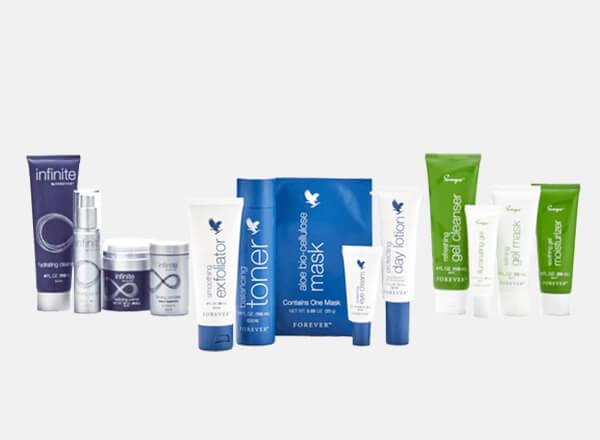 Forever Living Combo Packs Start Your Journey Skincare Pak Spanish